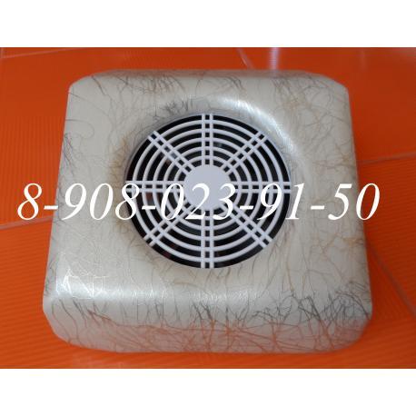 Маникюрный пылесос - подставка для маникюра, (настольная маникюрная вытяжка), 25 Вт.