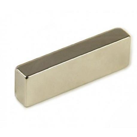 Неодимовый магнит N52  60х20х10