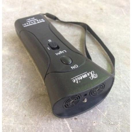 Ультразвуковой отпугиватель собак MT-651