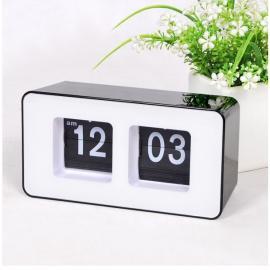 Перекидные ретро часы «Flip clock»