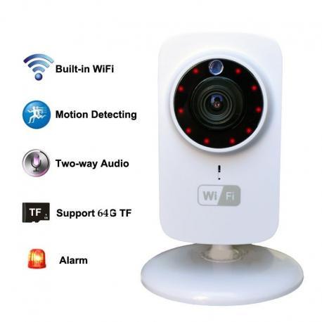 Портативная смарт WIFI камера V380