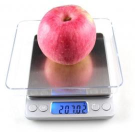 Электронные весы 3000 грамм 0.1
