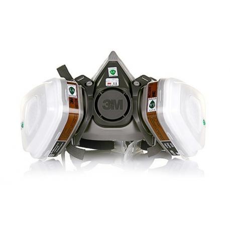 Маска  3М с дополнительными аксессуарами