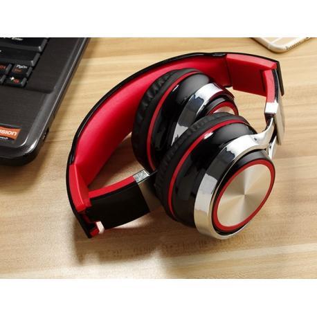 Складные наушники iNGEL IP-878 с микрофоном