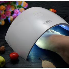 LED лампа SUN UV 9C 36 ватт для сушки гель-лака