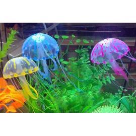Декоративная медуза для аквариума