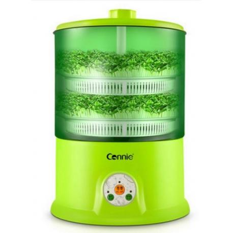 Проращиватель зёрен и семян Connie (2 уровня)