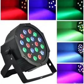 Цветомузыкальная светодиодная установка