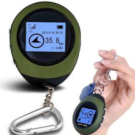 GPS  брелок навигатор