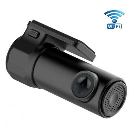 Автомобильный видеорегистратор wi-fi