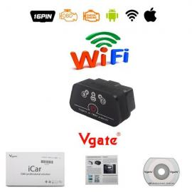 Диагностический адаптер Vgate iCar2 Wi-Fi (ELM327)