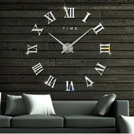 Настенные 3D часы сделай сам