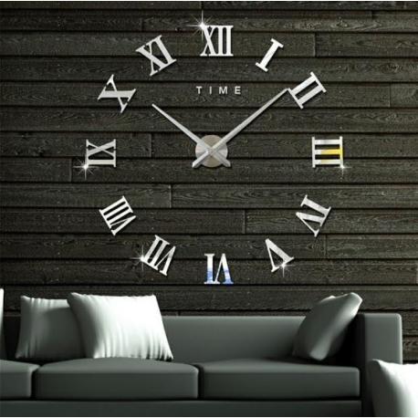 Настенные часы 3D №4