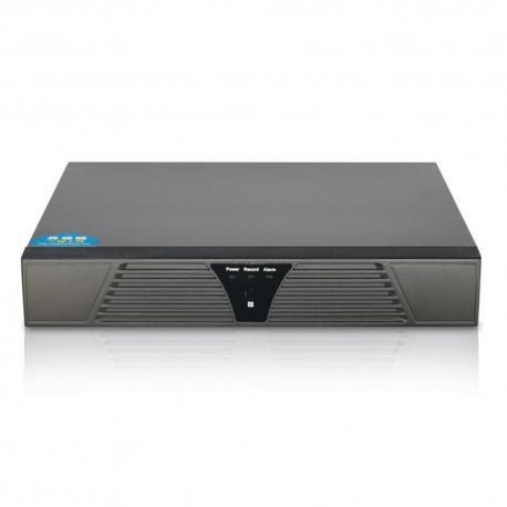 NVR рекордер  видеонаблюдения IP кам 4х1080р