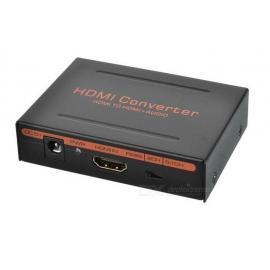 Конвертер ЦАП HDMI в HDMI + Звук 5.1
