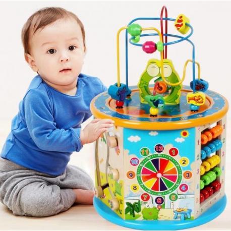 Детская развивающая игрушка  №3