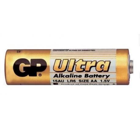 Батарейка GP Ultra Alkaline, 1.5 В