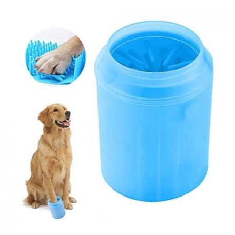Лапомойка для мытья лап собакам