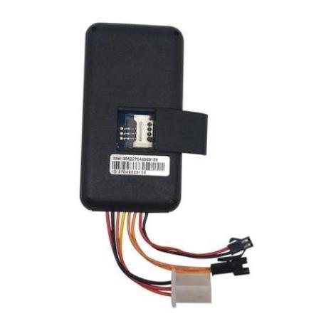 автомобильный GPS трекер GT06