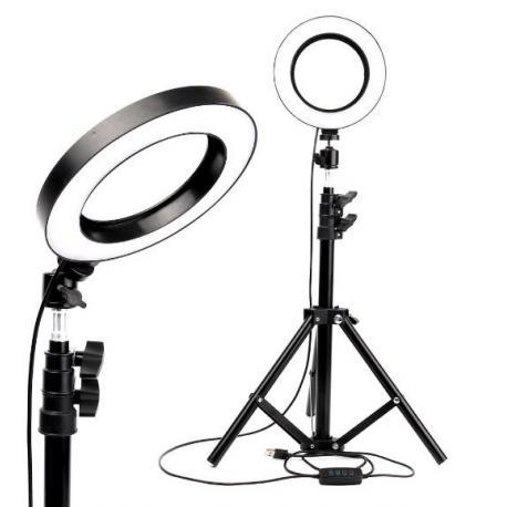 Кольцевая (круговая ) селфи лампа