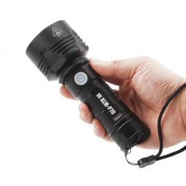 Супер мощный светодиодный фонарь  Р70